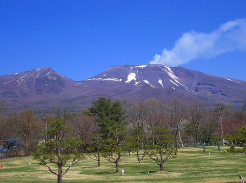09浅間山